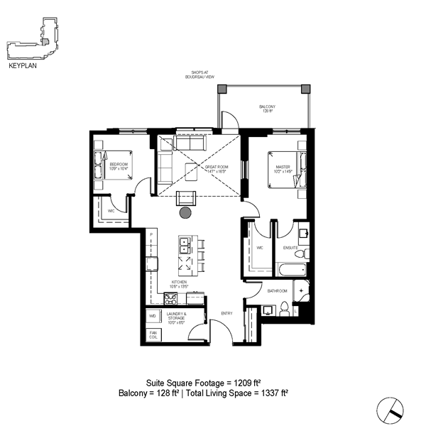 Suite-Floor-Plan-Takeaway-Building-II-Unit-II-EP7-Oct-14,-2016