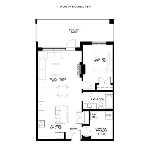 Botanica Floor Plan